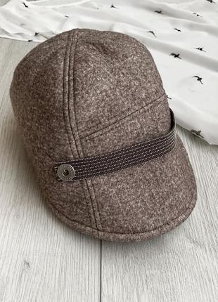 Кашемірова  шапка( кепи, кепка, шляпа) brunello cucunelli