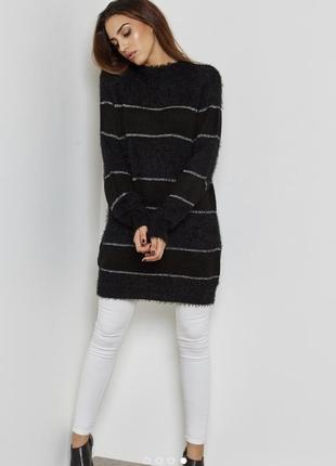 Длинный свитер мягкий jacqueline de yong