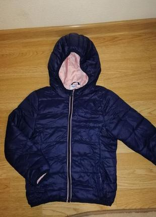 Куртка деми лёгкая на девочку осень весна1