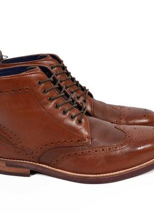 Ted baker brogue boots мужские ботинки оригинал!