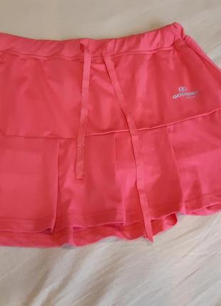 Спортивная юбка - шорты