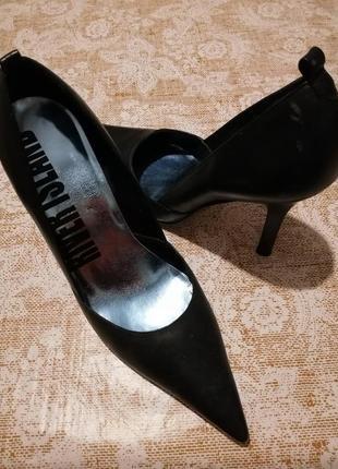Нереально крутые туфли от river island
