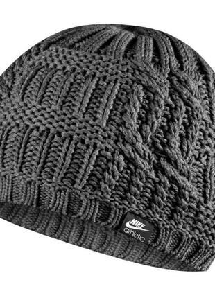 Оригинал спортивная вязаная шапка мужская зимняя nike athletic knit