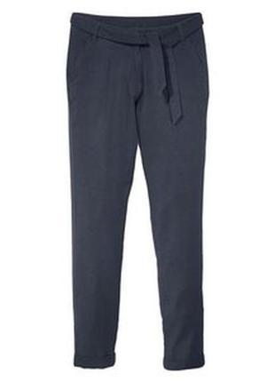 Стильные льняные брюки esmara 38 евро