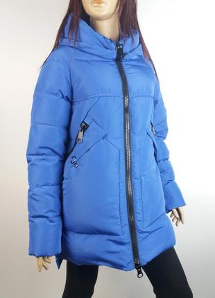 Дутая куртка ksa 16255 на холофайбере