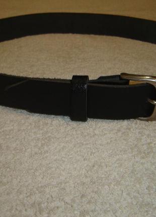 Ремень кожаный длиной 97 см