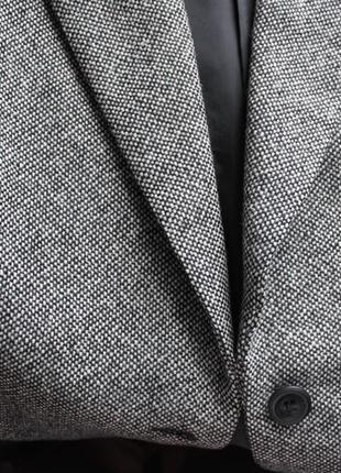 Костюм юбка пиджак шерсть italy