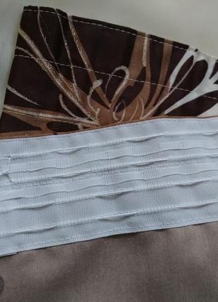 Кухонный набор (шторы + тюль)3