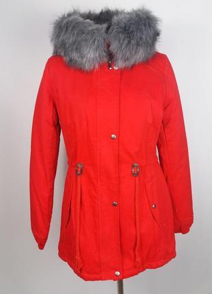 Парка, куртка женская новая silunu 061