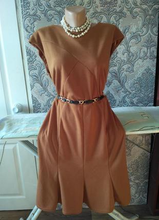 Элегантное платье от kaleidoskope, батал, большой размер, uk 22, наш 56
