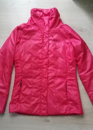 Куртка reebok primaloft размер с-м