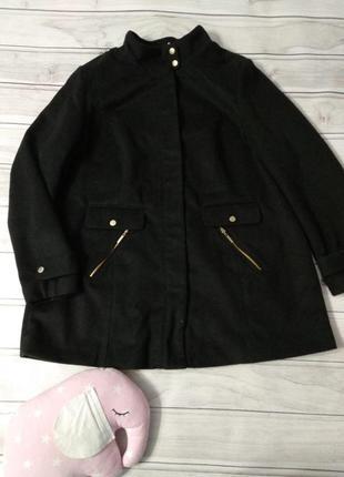 Отличное демисезонное пальто от bonprix на высокую девушку, пог-67см