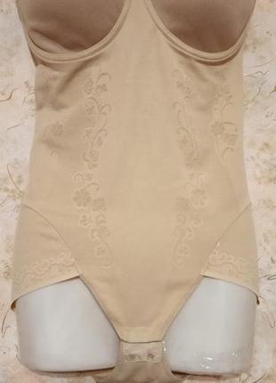 Боди с утяжкой, телесное корректирующее белье от marks&spencer