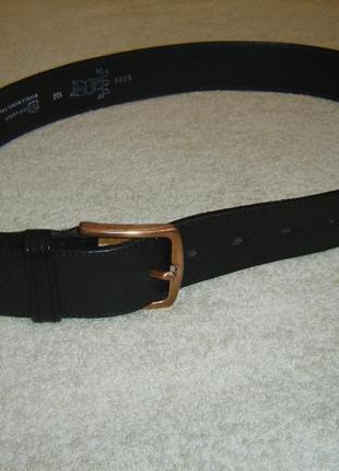 Ремень кожаный blue dog длиной 95 см