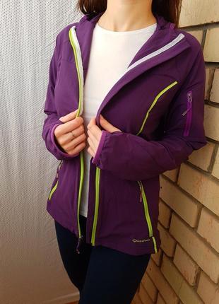 Куртка ветровка quechua