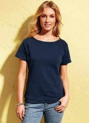 Плотноя футболка для отдыха от тсм чибо германия , размер 36/38 евро=42/44