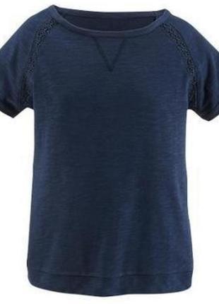 Плотноя футболка для отдыха от тсм чибо германия , размер 36/38 евро=42/442 фото