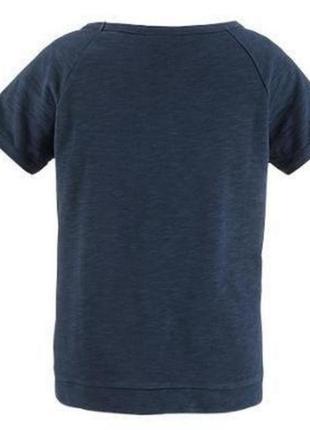 Плотноя футболка для отдыха от тсм чибо германия , размер 36/38 евро=42/443 фото