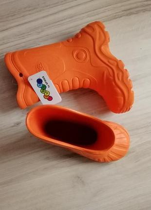 Резиновые сапоги crocs кроксы с10-11 новые2