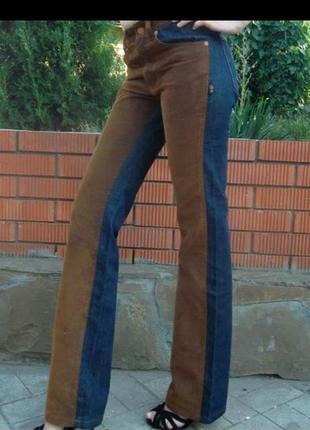 Крутые джинсы клеш xxs