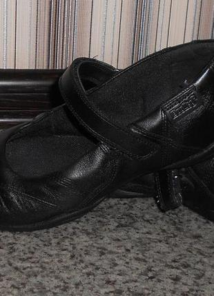 Туфли балетки clarks bootleg. размер 37 (стелька 24,5 cм)