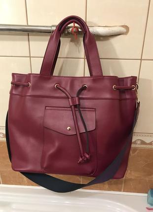 Кожаная сумка сумка кожаная нереальной красоты сумка