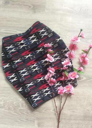 ❤️ крутая юбка fishbone