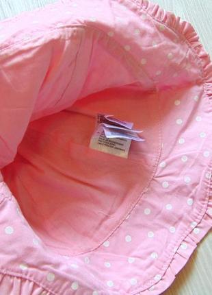 Стильная панамка для девочки. mothercare. размер 1-3 года4