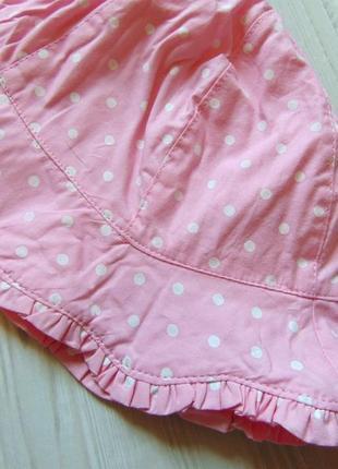 Стильная панамка для девочки. mothercare. размер 1-3 года5
