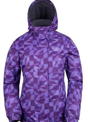 Sale зимняя лыжная куртка mountain warehouse, размер xl-2xl