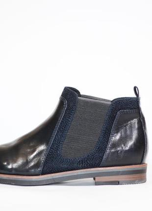 Комбинированные ботинки челси