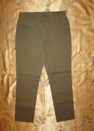 Брюки l pucci женские укороченные штаны италия