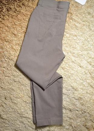Германия! новые брюки бежевые/песочные
