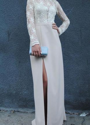 Шикарное вечернее / выпускное платье