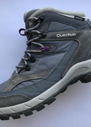 Ботинки quechua 39 размер 24.5 см