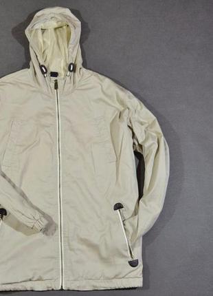 Мужская легкая куртка ветровка cotton traders