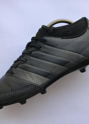 Бутсы adidas 38 размер  24.5 см