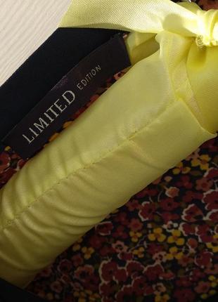 Шикарная рубашка/блузка с бантом limited4