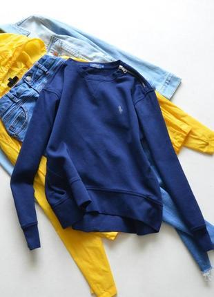 Синяя кофточка ralph lauren