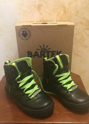 Обувь на мальчика зимняя bartek