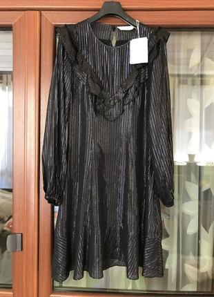 Платье фирменное стильное модное дорогой бренд other stories размер s или 36