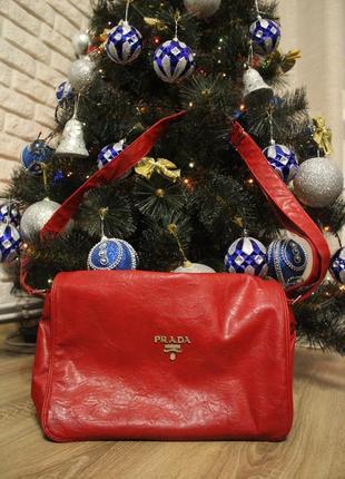 Оригинал! женская сумка prada ( сумочка, жіноча, прада, milano, милано )