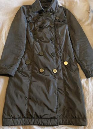 Пальто утепленное демисезонное savage
