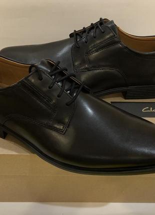 Туфли clarks 47р-32/33см . оригинал.
