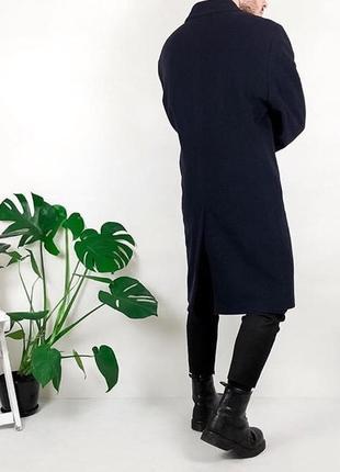 Скидка! плотное, кашемировое мужское пальто