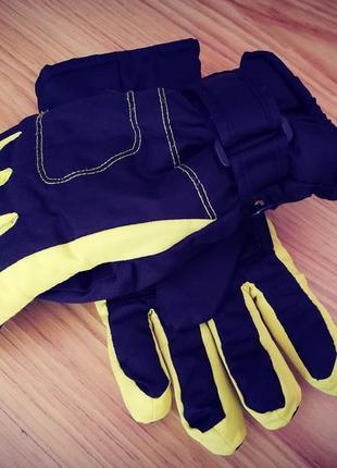 Перчатки лыжные, рукавицы 6