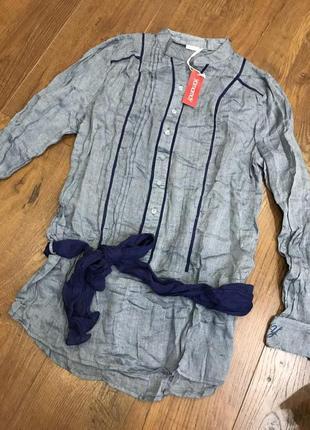 Стильная рубашка yamamay s ,кофта, блузка, блуза