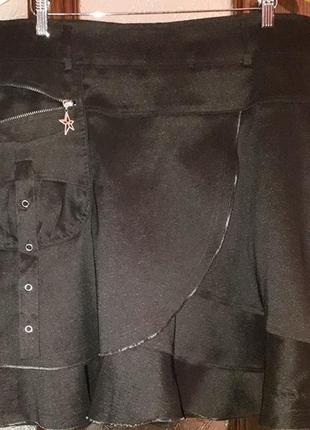 Оригинальная юбка    52-54р