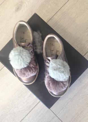 Туфельки для модницы