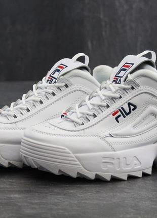 Белые кроссовки унисекс 36 37 38 39 40 41 42 43 44 рр